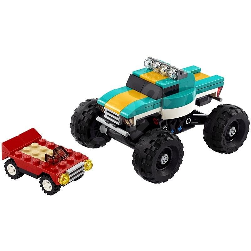 LEGO Creator 31101 Monster truck - LEGO stavebnice