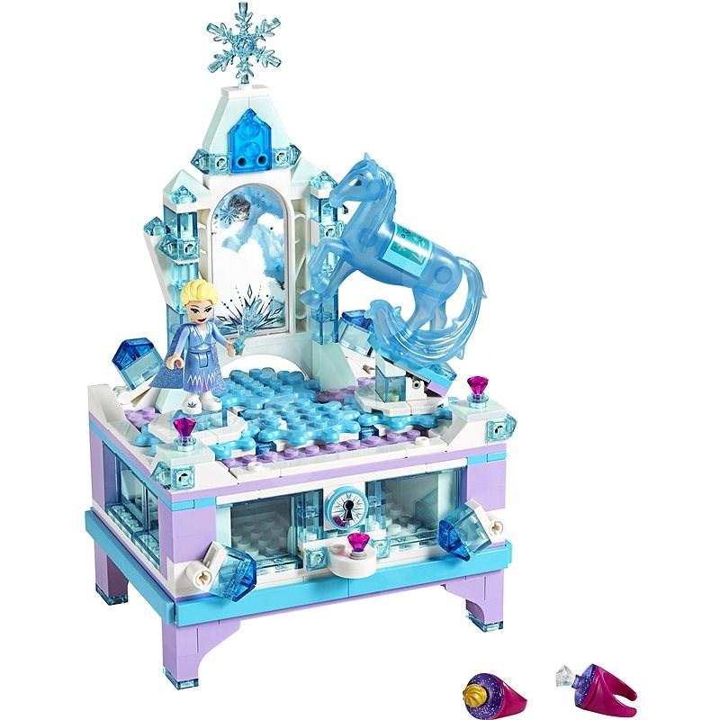 LEGO Disney Princess 41168 Elsina kouzelná šperkovnice - LEGO stavebnice