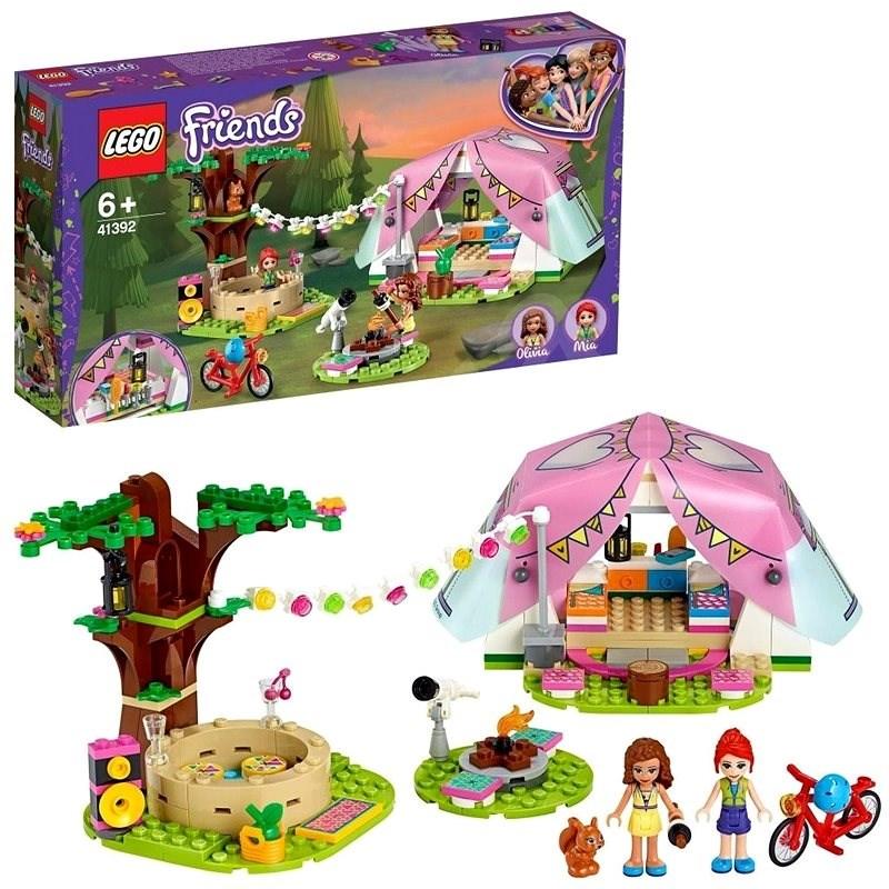 LEGO Friends 41392 Luxusní kempování v přírodě - LEGO stavebnice