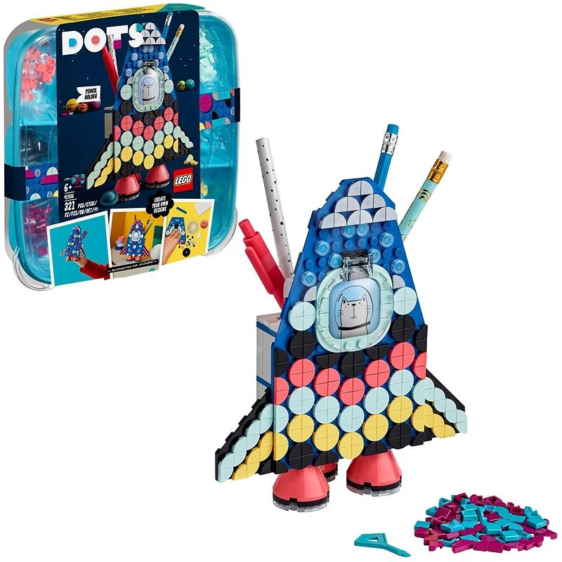 LEGO® DOTS 41936 Stojánek na tužky - LEGO stavebnice