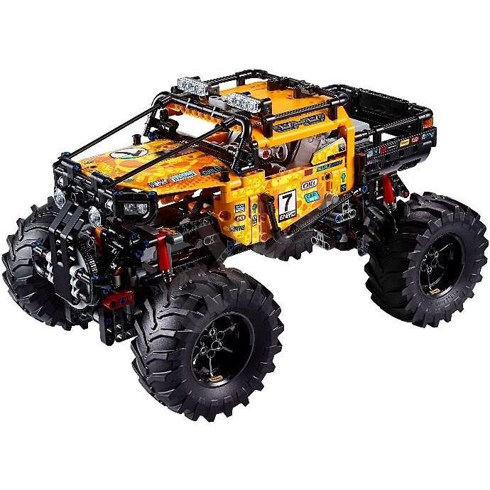 LEGO Technic 42099 RC Extrémní teréňák 4x4 - LEGO stavebnice