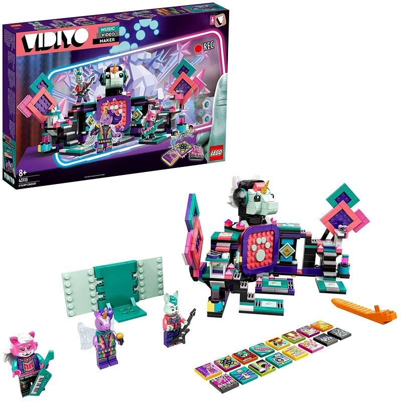 LEGO® VIDIYO™ 43113 K-Pawp Concert - LEGO stavebnice