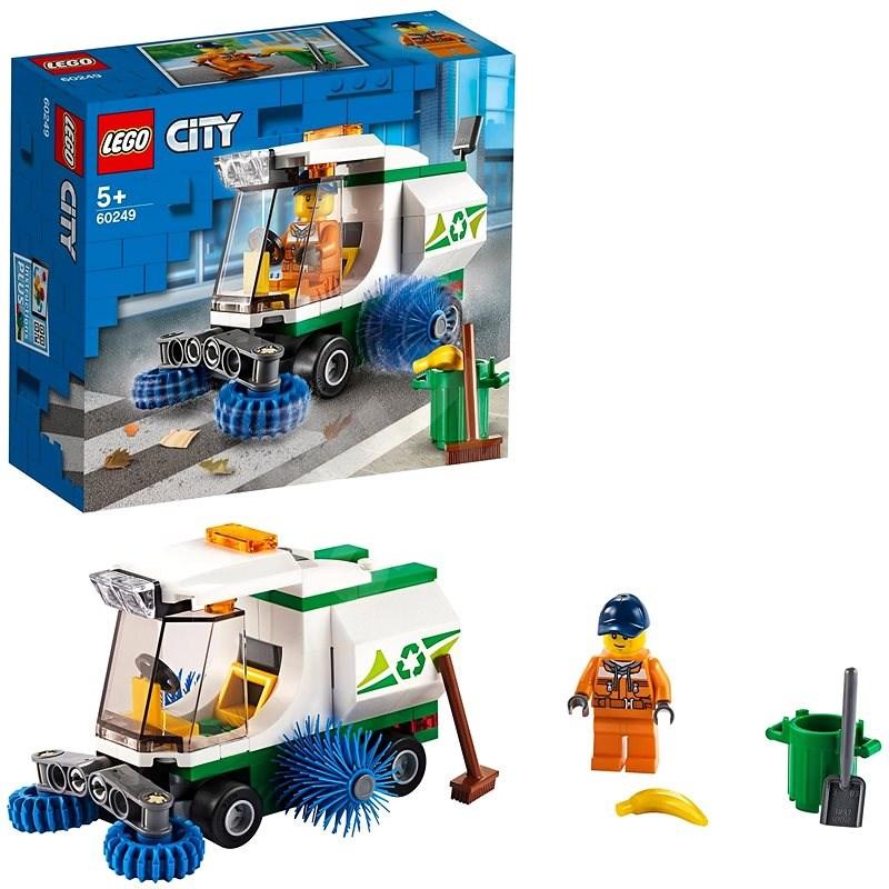 LEGO City Great Vehicles 60249 Čistící vůz - LEGO stavebnice