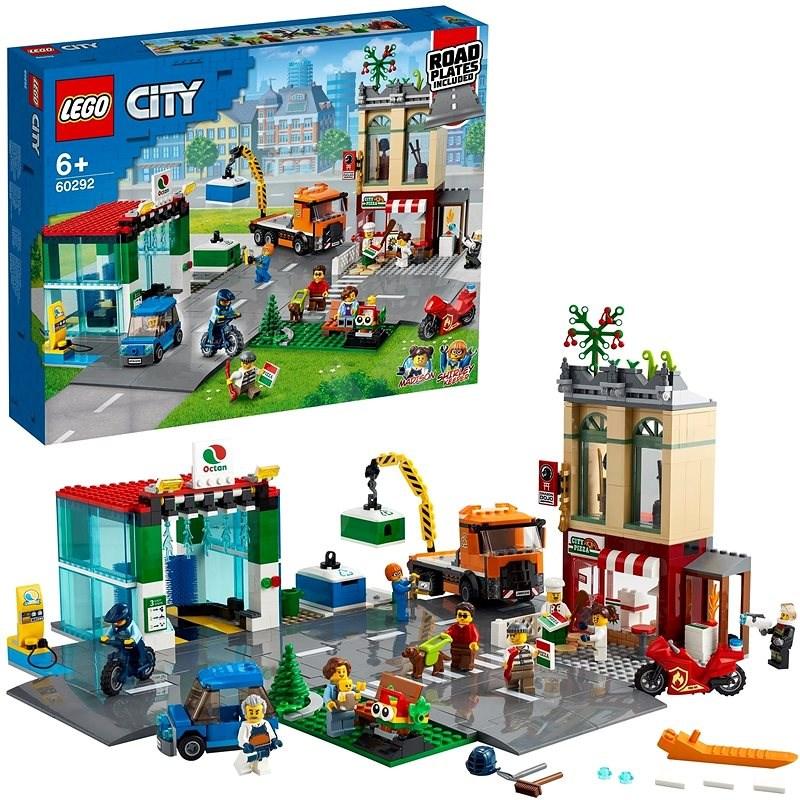 LEGO City 60292 Centrum města - LEGO stavebnice