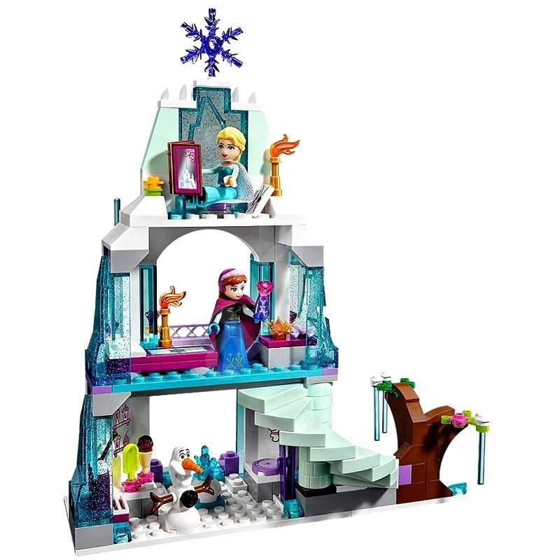 LEGO Disney Princess 41062 Elsin třpytivý ledový palác - Stavebnice