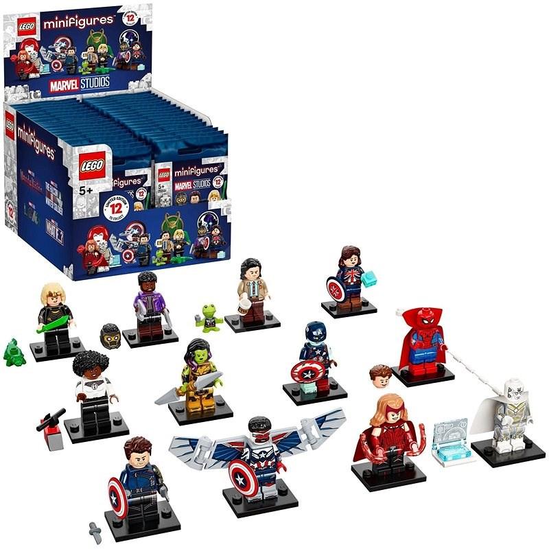 LEGO® Minifigures 71031 Minifigurky: Studio Marvel - LEGO stavebnice