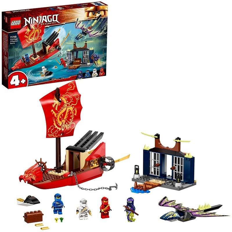 LEGO® NINJAGO® 71749 Poslední let Odměny osudu - LEGO stavebnice
