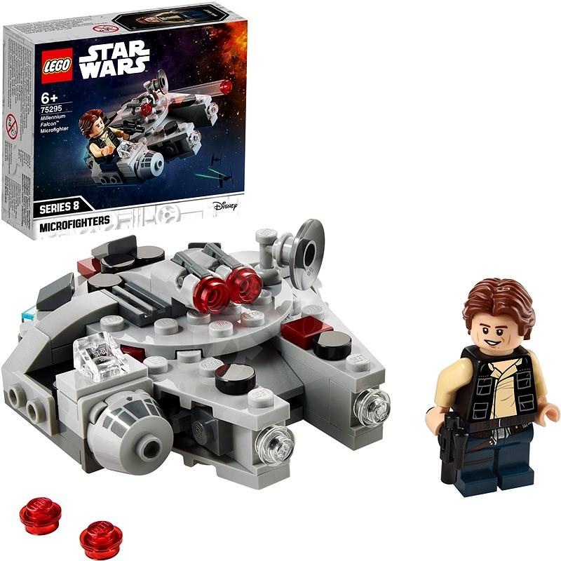 LEGO Star Wars TM 75295 Mikrostíhačka Millennium Falcon™ - LEGO stavebnice