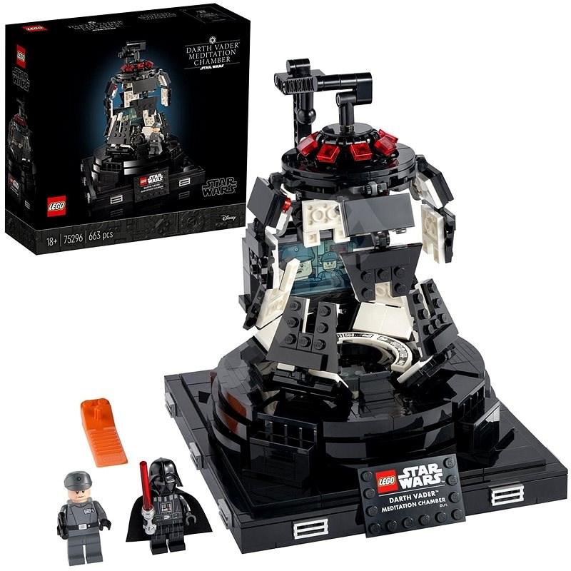 LEGO® Star Wars™ 75296 Darth Vader™ ajeho meditační komora - LEGO stavebnice
