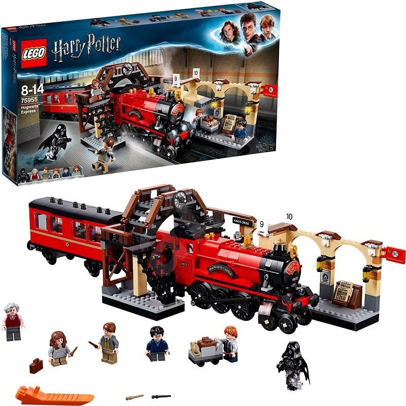 LEGO Harry Potter 75955 Spěšný vlak do Bradavic - LEGO stavebnice