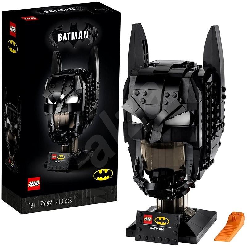 LEGO® Super Heroes 76182 Batmanova maska - LEGO stavebnice