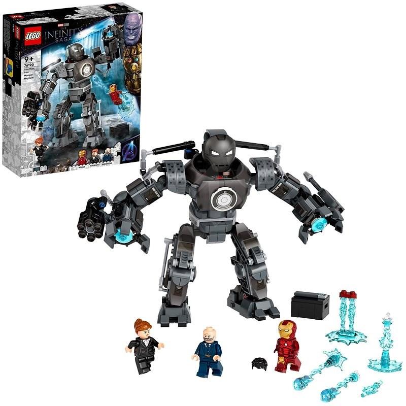 LEGO® Marvel Avengers 76190 Iron Man: běsnění Iron Mongera - LEGO stavebnice