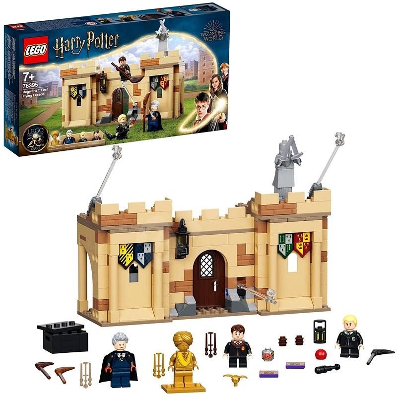 LEGO® Harry Potter™ 76395 Bradavice: první hodina létání - LEGO stavebnice