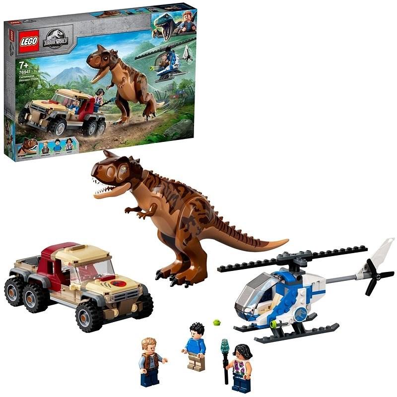 LEGO® Jurassic World™ 76941 Hon na carnotaura - LEGO stavebnice