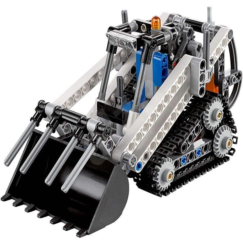 LEGO Technic 42032 Kompaktní pásový nakladač - Stavebnice