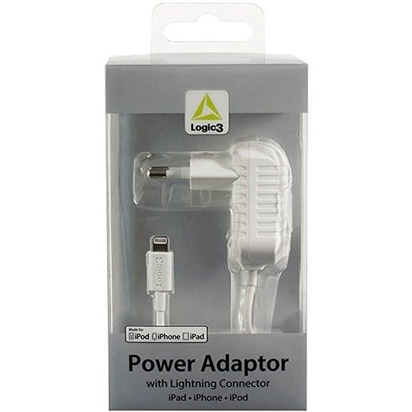 Logic3 Charger Lightning - Nabíječka do sítě