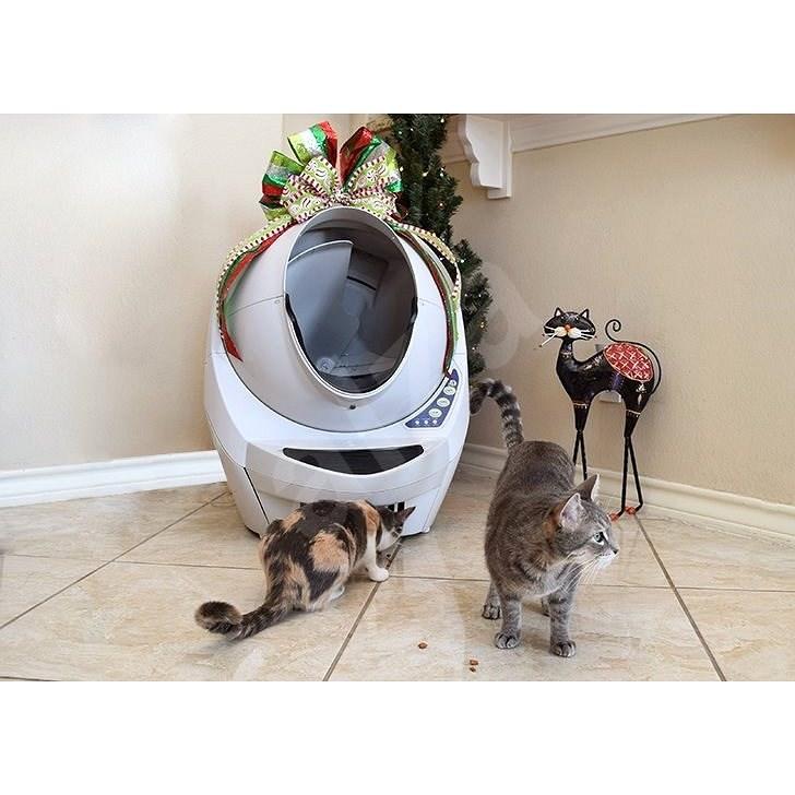 Litter Robot III - Samočisticí záchod pro kočky