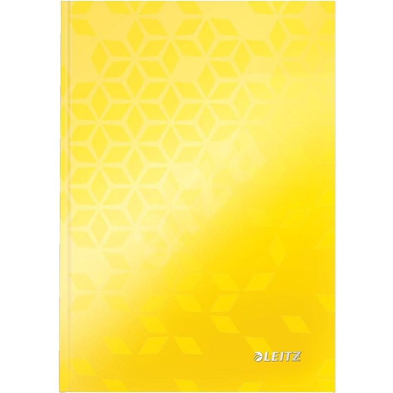 Leitz WOW A5, linkovaný žlutý - Poznámkový blok