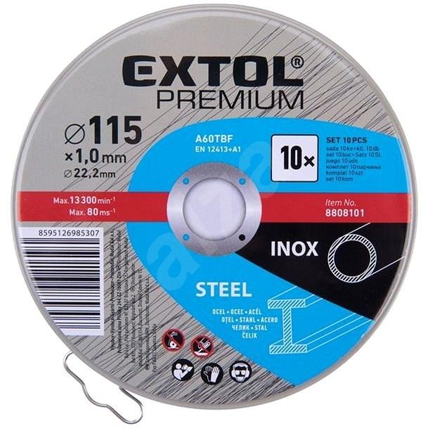 Extol Premium 8808101 - Cutting Disc