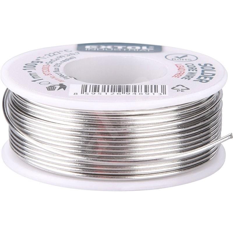 Extol Industrial 8732003 - Pájecí drát