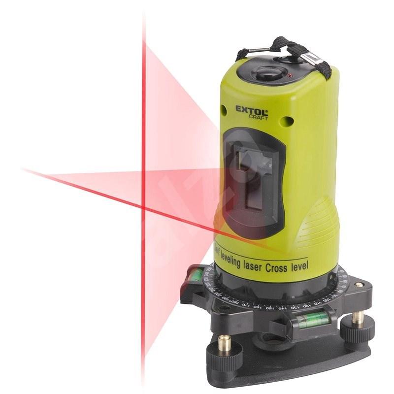 EXTOL CRAFT 34900 - Křížový laser