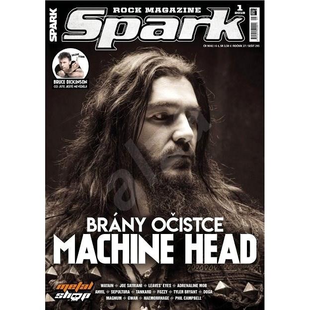 Spark - 1/2018 - Elektronický časopis
