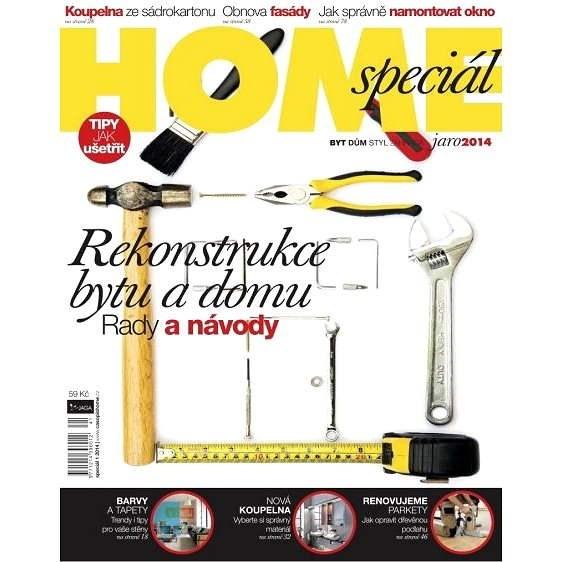 HOME - HOME speciál jaro 2014  - Elektronický časopis