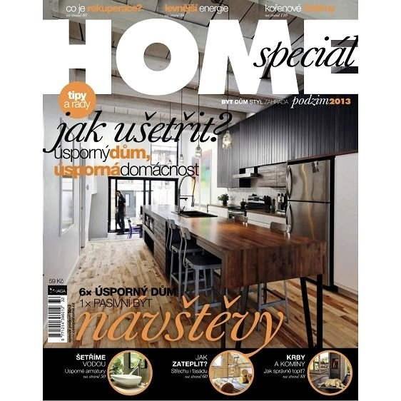 HOME - speciál podzim 2013 - Elektronický časopis