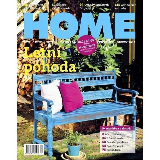 HOME - 7-8/2013 - Elektronický časopis