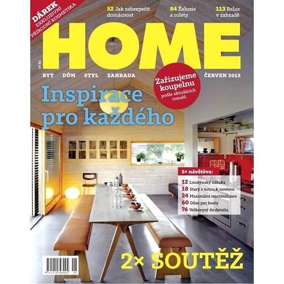 HOME - 6/2013 - Elektronický časopis