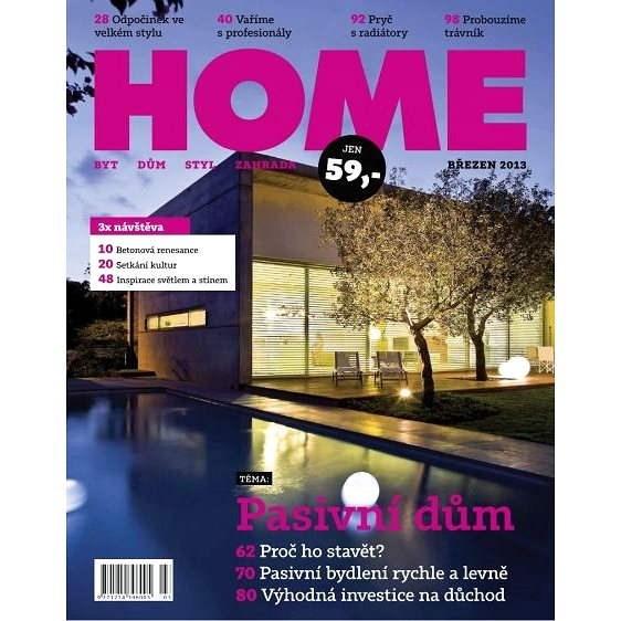 HOME - 03/2013 - Elektronický časopis