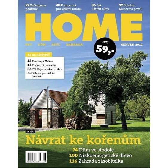 HOME - 06/2012 - Elektronický časopis