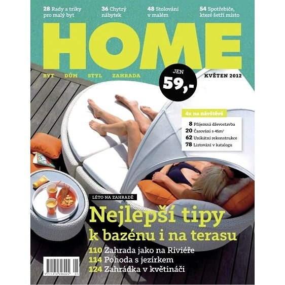 HOME - 05/2012 - Elektronický časopis