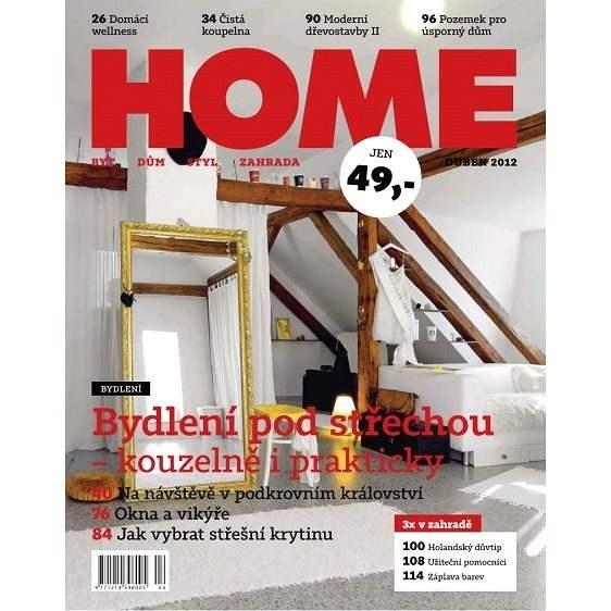 HOME - 04/2012 - Elektronický časopis