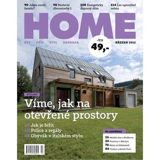 HOME - 03/2012 - Elektronický časopis
