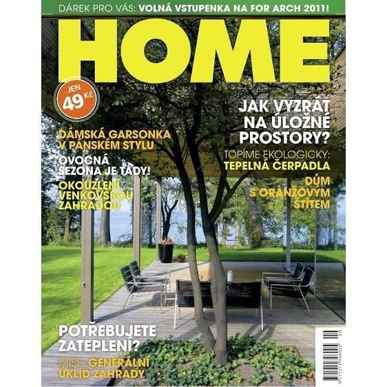 HOME - 09/2011 - Elektronický časopis