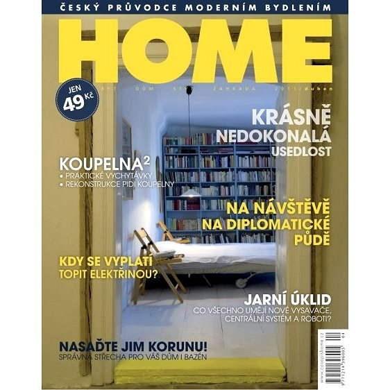HOME - 04/2011 - Elektronický časopis