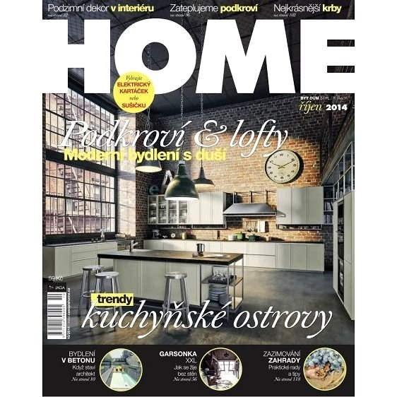 HOME - 10/2014 - Elektronický časopis