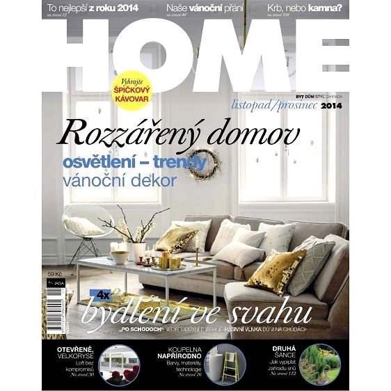 HOME - 11-12/2014 - Elektronický časopis
