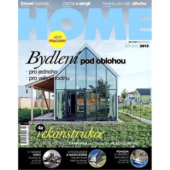 HOME - 3/2015 - Elektronický časopis