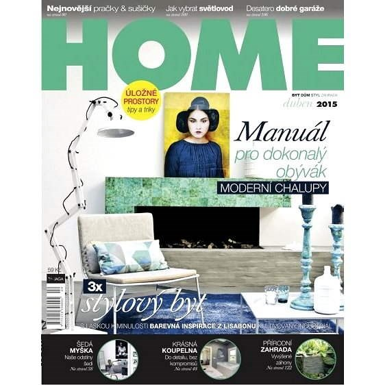 HOME - 4/2015 - Elektronický časopis