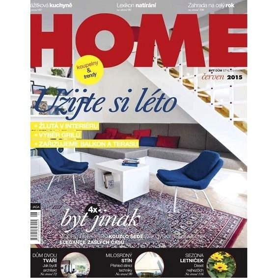 HOME - 6/2015 - Elektronický časopis
