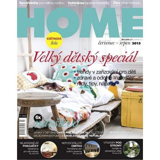 HOME - 7-8/2015 - Elektronický časopis