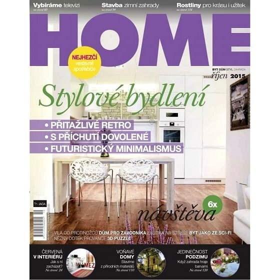 HOME - 10/2015 - Elektronický časopis