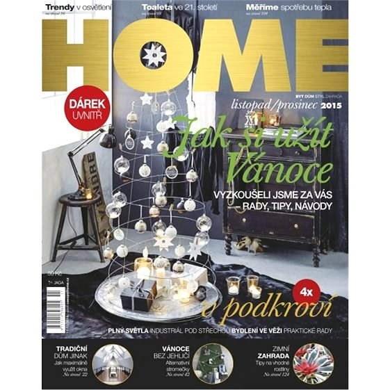 HOME - 11-12/2015 - Elektronický časopis