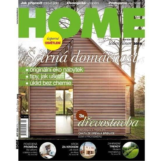 HOME - 1-2/2016 - Elektronický časopis