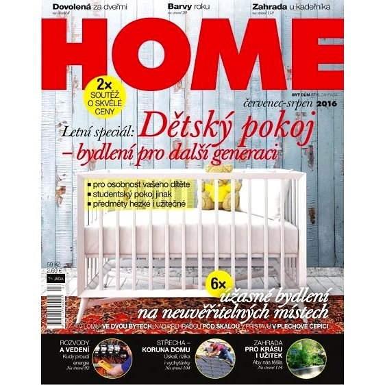HOME - 7-8/2016 - Elektronický časopis