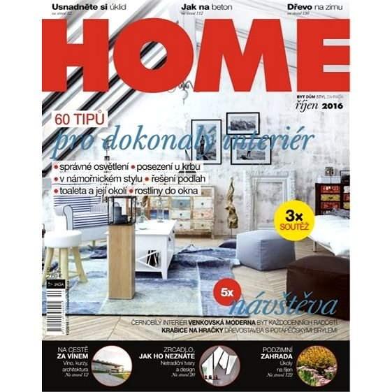 HOME - 10/2016 - Elektronický časopis