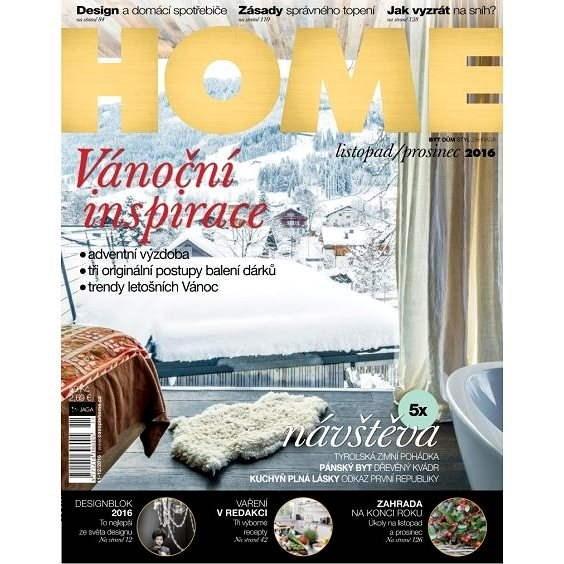 HOME - 11-12/2016 - Elektronický časopis