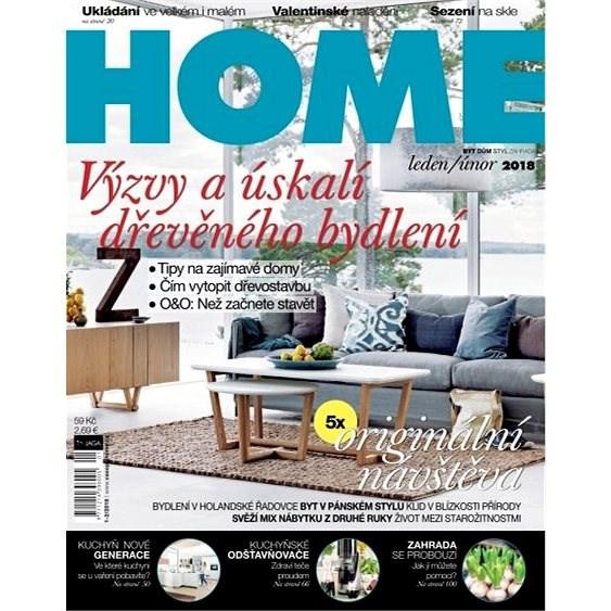HOME - 1-2/2018 - Elektronický časopis